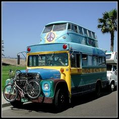 Bus on a bus!