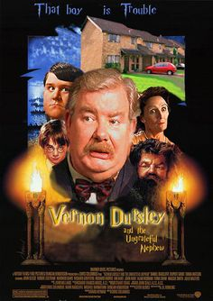"""V"" is for Vernon (Dursley)  #literacymonth @halfpricebooks"