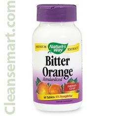bitter orange supplement for WEIGHT LOSS - http://suzycohen.com/articles/bitter-orange-improves-weight-loss/                                      Nature's Way Bitter Orange is a standardized extract with 6% synephrine, which has been shown to provide thermogenic action.  http://www.donnieyance.com/six-targets-for-optimal-weight-using-botanicals/?utm_source=feedburner&utm_medium=feed&utm_campaign=Feed%3A+DonnieYance+%28Donnie+Yance%2C+MH%2C+CN%29…