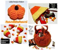 FREE Halloween Patterns!