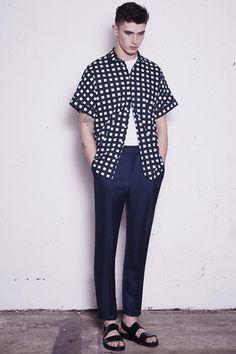 Joseph Spring 2015 Menswear Collection Slideshow on Style.com
