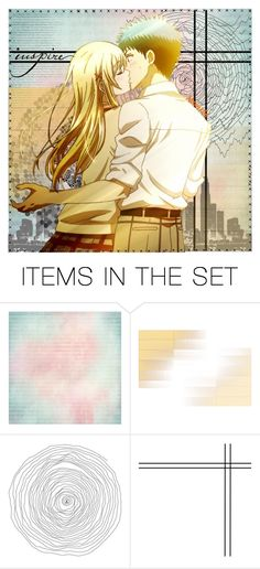 """""""Neh Yamada...Can I kiss you?"""" by laurablima-1 ❤ liked on Polyvore featuring art"""