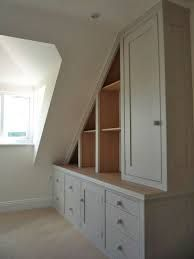 We specialise in designing, making and fitting of furniture for attic and under eaves cupboards to create bedrooms, dens and home offices. Under stairs cubp Attic Bedroom Designs, Attic Design, Attic Rooms, Attic Spaces, Attic Playroom, Attic Loft, Loft Room, Bedroom Loft, Eaves Bedroom