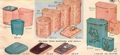 Oh my goodness . look at all that amazing pink and turquoise perfection from the Sears catalog @ I came across these stunning . Vintage Bathrooms, Shabby Chic Homes, Pink Girl, Vintage Items, Good Things, House Styles, Aqua, Turquoise, Birth Year