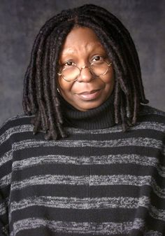 Whoopi Goldberg proves just how important it is to believe in yourself—especially when you're about to perform on stage in an empty theater. Plus, inspiring takeaways from Robin Roberts, Donna Brazile and more...