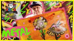 O @dingosgraffiti deu um show customizando uma placa de metal usando POSCA. Se liga em mais esse vídeo do #POSCAVAICOMTUDO! Conheça mais sobre ele no blog: http://posca.com.br/post/posca-vai-com-tudo-metal-by-dingos/ Créditos: Direção Equipe: Atelier Casa da Sogra Câmera, edição e fotografia: Daniel Pereira Produção: Mallena Sales Iluminação: Chris Oliveira Agradecimentos: Instituto Criar de TV e Cinema