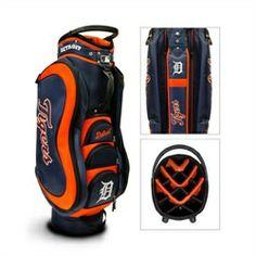 46d65b1ab Detroit Tigers Medalist Golf Bag - Cart Bag Baltimore Orioles Baseball