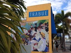 Trabue, Punta Gorda original name. Post Hurricane Charlie downtown resurgence. Didn't get a chance to taste the food, looks really good though. Down on the list to try.