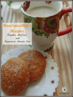 Spice up your recipes with freshly ground spices. Discover new spices from RawSpiceBar, a monthly spice subscription box with easy to follow recipes. I made the most delicious Baked Pumpkin Spiced Donuts with their unpumpkin pie spice and yummy Peppercorn Masala Chai Latte. Read my RawSpiceBar Review to find out more about them.  #ad