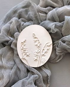 Minimalist botanical bas-relief Lilies of the valley wall decor by DinaArtDecor. White wall hanging on rustic kitchen, living room decor. Oval mantel decor. Lilies of the valley oval botanical panel is ideal for decorating the entrance hall, living room, kitchen, bedroom or baby room
