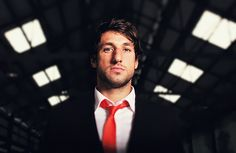 Thomas Broich. IN A SUIT. #2