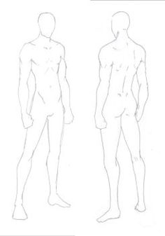 Figure sketching, body reference, design reference, fashion figures, male d Body Drawing, Anatomy Drawing, Drawing Base, Body Sketches, Drawing Sketches, Art Drawings, Figure Sketching, Figure Drawing Reference, Male Pose Reference