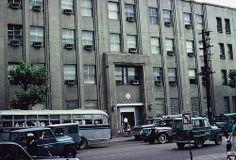 U.S. Embassy, Seoul, South Korea 1966 | Photo by Kathryn McNeil.