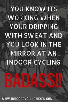 Indoor Cycling Badass!