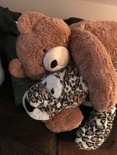 Big Teddy, Teddy Bear, Cute Toys, Plushies, Wallpaper, Korea, Animals, Vintage, Dark