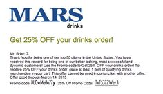off your drink order How To Look Better, How To Get, Coupon Codes, Coding, Drinks, Drinking, Beverages, Drink, Beverage