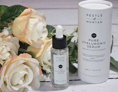 Serum from Pestle and Mortar Hyaluronic Serum, 40 And Fabulous, Beauty Review, Anti Aging Skin Care, Makeup Tips, Fragrance, Pure Products, Design Web, Beauty Ideas