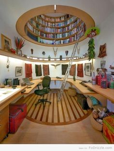 Space saver library