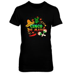 Cinco De Mayo t-Shirt Cinco De Mayo