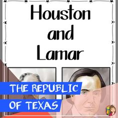 Sam Houston and Mirabeau B. Lamar were two dynamic, yet different, presidents of the Republic of Texas. In this activity, your students will explore these differences while learning about the issues… More