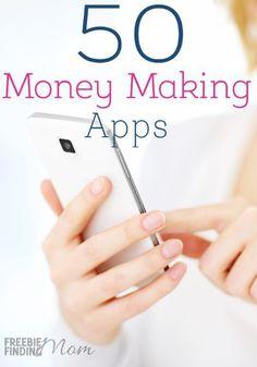 48 Money Making Apps