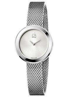 9a1afdec7 Calvin Klein ck Firm Steel Face Womens Watch