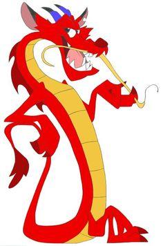 Disney Mulan Mushu | Mulan and shang | Golden Dragon Mushu Disney – Wedding Guide Asia