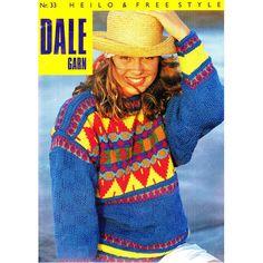 Dale Of Norway Knitting Pattern Books : 1000+ images about #DaleGarn: Vintage Knitting on Pinterest Norway, Knittin...