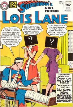 Lois Lane 38 comic cover