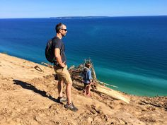 Get outside and explore the hiking trails in the Traverse City region. Here are suggestions on where to go and tips on how to make the experience fun for the whole family.