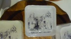 soap with drawing of chora