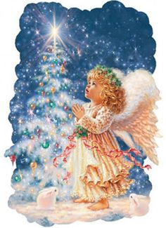 Christmas Angel Cross Stitch Pattern***L@@K***$4.95 CLICK VISIT TO SEE PATTERN FORSALE