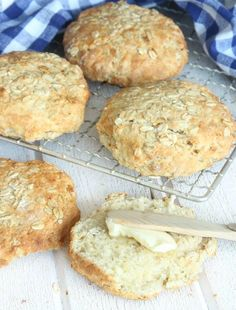 What's For Breakfast, 20 Min, Recipe Of The Day, Scones, Graham, Hamburger, Muffin, Good Food, Sweets