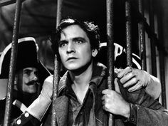 "Fredric March en ""Los Miserables"", 1935"
