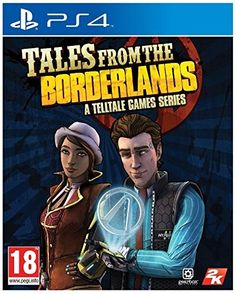 Tales from the Borderlands - A Telltale Game Series (PEGI-Version) - playstation spiele playstation geschenk play station 4 geschenkideen playstation 4 spiele playstation zocken play station console xbox spiele PC Latest Video Games, Video Games Xbox, Xbox One Games, Ps4 Games, News Games, Playstation Games, Games Consoles, Arcade Games, Tales From The Borderlands