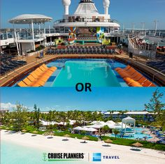 Mondays are always better when planning a summer getaway with the family. Cruise or all-inclusive? Were experts in both. Lets go.   Photo credit: Royal Caribbean/Beaches Resorts - http://ift.tt/1HQJd81