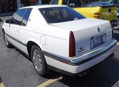 2002 last year for the ETC Cadillac Eldorado Touring Coupe.