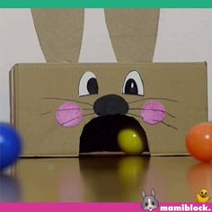 Easter game idea for toddlers - Mamiblock - tips & tricks for parents . - Easter game idea for toddlers – Mamiblock – tips & tricks for parents … – Easter game idea - Preschool Learning Activities, Indoor Activities For Kids, Baby Learning, Infant Activities, Preschool Activities, Young Toddler Activities, Baby Sensory Play, Paper Crafts For Kids, Easter Crafts
