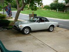 My Fiat, 1981 Pinin Farina Spider 2000