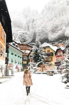 Oh The Places You'll Go, Places To Travel, Europe Destinations, Holiday Destinations, Adventure Is Out There, Winter Scenes, Winter Christmas, Christmas Couple, Winter Sun