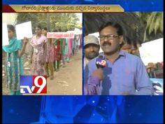 Good response to Tv9's Swachcha Godavari Mission