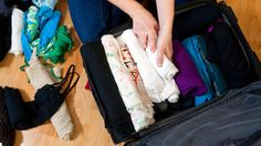 Pack Your Suitcase as Efficiently as a Flight Attendant