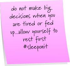 #motivation, #rest