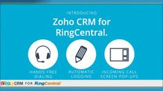 RingCentral Call Management Now Available in Zoho CRM - December 18, 2015, 3:31 pm at http://feedproxy.google.com/~r/SmallBusinessTrends/~3/XuJ_x-SAoHk/ringcentral-call-management-zoho-crm.html The great accomplishments of man have resulted from the transmission of ideas of enthusiasm. – Thomas J. Watson