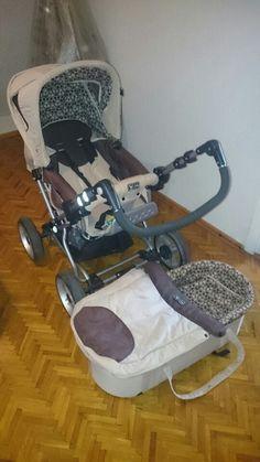 Kinderwagen ABC Design Pramy Luxe