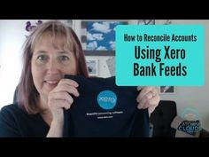 This video walks you through the steps of setting up bank feeds in Xero and using that information to reconcile your bank and credit cards to keep your bookk. Online Courses, Accounting, Told You So, Knowledge, Let It Be, Make It Yourself, Education, Youtube, Study