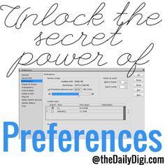 Unlock the Secret Power of Preferences
