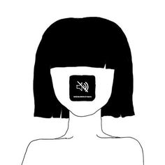 Image discovered by Dexins. Find images and videos about girl, black and white and drawing on We Heart It - the app to get lost in what you love. Art Sketches, Art Drawings, Kalluto Zoldyck, Dark Art, Art Inspo, Line Art, Digital Art, Illustration Art, Doodles