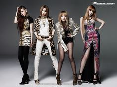 #2NE1 [Single : I Love You] 2012.07