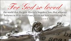 Free John 3:16 eCard - eMail Free Personalized Easter Cards Online